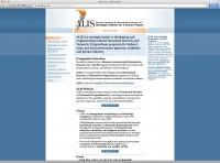 ALIS website from 2009