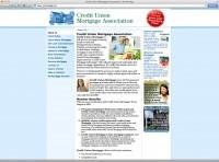 CUmortgage website