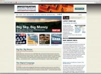 Investigative Reporting Workshop website